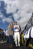 NASCAR:  September 27 AAA 400 Royalty Free Stock Photos