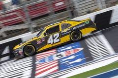 NASCAR: 28 september Aandrijving voor Behandeling 200 stock afbeelding