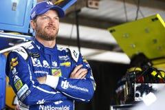 NASCAR: Am 30. September Apache-Krieger 400 Lizenzfreies Stockfoto