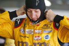 NASCAR: September 24 Badpojke av väg 300 Arkivfoto