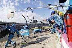 NASCAR: September 30 Bank of America ROVAL 400 arkivbild