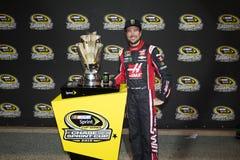 NASCAR: September 12 bildade en förbundsstat auto delar 400 Royaltyfri Foto