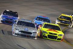 NASCAR: September 09 bildade en förbundsstat auto delar 400 Royaltyfria Foton