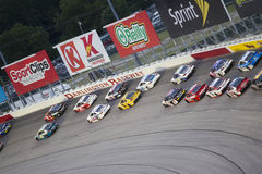 NASCAR: September 06 Bojangles sydliga 500 Royaltyfri Fotografi