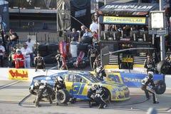 NASCAR: September 03 Bojangles ` sydliga 500 Royaltyfria Foton