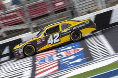 NASCAR: September 28 drev för boten 200 fotografering för bildbyråer