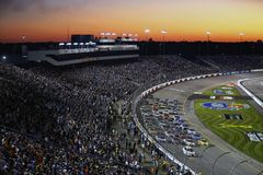 NASCAR: September 09 Federated Auto Parts 400 Stock Photo