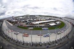 NASCAR: 30 september Gebruik Uw Meloen De aandrijving komt 200 tot bezinning Stock Foto's