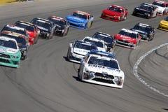 NASCAR: 15 september gelijkstroom Zonne 300 stock afbeelding