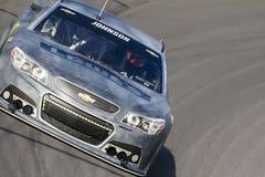 NASCAR: Am 16. September NASCAR-Test Lizenzfreie Stockbilder