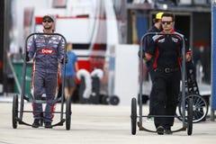 NASCAR: September 17 sagor av sköldpaddorna 400 Royaltyfri Bild