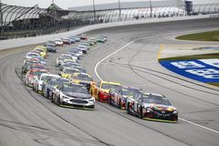 NASCAR: September 17 sagor av sköldpaddorna 400 Royaltyfri Foto