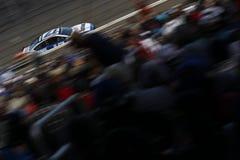 NASCAR: Am 25. September unartiger Junge weg von Straße 300 Stockfotografie