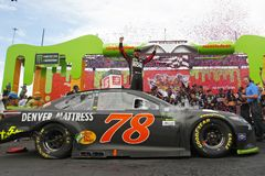 NASCAR: 17 september Verhalen van Schildpadden 400 Stock Foto