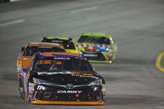 NASCAR: Am 12. September zu einem Bündnis vereinigte Autoteile 400 Stockfotos