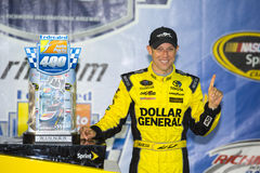 NASCAR: Am 13. September zu einem Bündnis vereinigte Autoteile 400 Stockbild