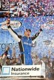 NASCAR: Setembro 10 Virgínia 529 economias 250 da faculdade Foto de Stock Royalty Free