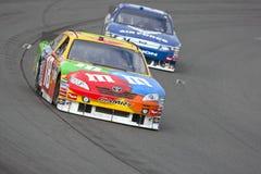 NASCAR: Setembro 18 Sylvania 300 Imagem de Stock Royalty Free