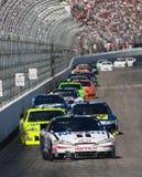 NASCAR: Setembro 25 Sylvania 300 Imagem de Stock Royalty Free
