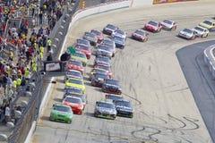NASCAR: Setembro 26 AAA 400 Imagens de Stock