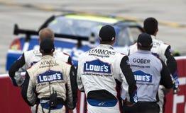 NASCAR: Setembro 27 AAA 400 Fotografia de Stock