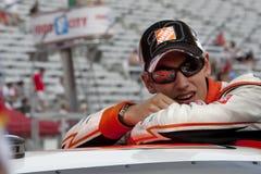 NASCAR: Sharpie 500 del 21 de agosto Foto de archivo