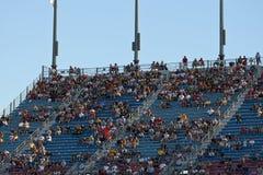 NASCAR : Sièges vides le 11 juillet LifeLock.com 400 Image libre de droits