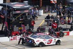NASCAR: Sierpień 12 konsumentów energia 400 obrazy royalty free
