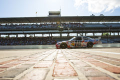 NASCAR:  Snickers Toyota Allstate 400 Stock Images