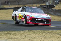 NASCAR: Sonoma Greg Biffle Royalty Free Stock Photography