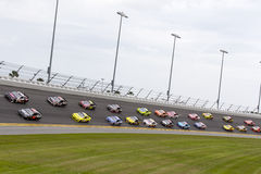 NASCAR :  Speed-way d'International de Daytona du 23 février Photographie stock libre de droits