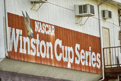 NASCAR : Speed-way du nord de Wilkesboro du 22 novembre Photographie stock