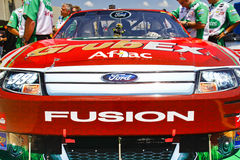 NASCAR - Sponsors Grub X Aflac Ford Fusion Stock Photo