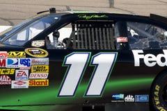 NASCAR Spring Cup driver Denny Hamlin Stock Photography