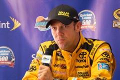 NASCAR Sprint杯马特Kenseth 免版税库存图片