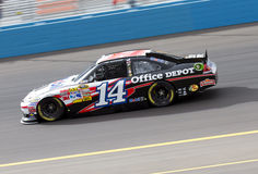 NASCAR Sprint杯子冠军驱动器托尼・斯图尔特 免版税库存照片