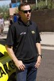 NASCAR Sprint ahuecan al conductor Matt Kenseth de la caza fotografía de archivo