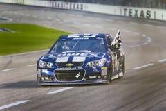 NASCAR 2013:  Sprint copo série AAA Texas 500 o 3 de novembro Imagem de Stock