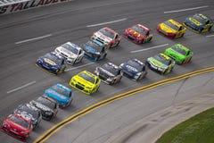 NASCAR 2013:  Sprint copo série Aarons 499 o 5 de maio Fotografia de Stock