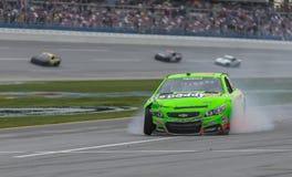 NASCAR 2013:  Sprint copo série Aarons 499 o 5 de maio Foto de Stock Royalty Free