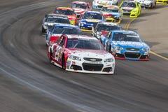 NASCAR 2013:  Sprint copo série AdvoCare 500 o 10 de novembro Imagem de Stock Royalty Free