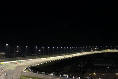 Nascar Sprint Cup-Atlanta Motor Speedway Stock Images