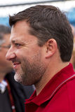 NASCAR Sprint Cup Champion driver Tony Stewart Royalty Free Stock Photo