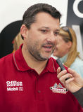 NASCAR Sprint Cup Champion driver Tony Stewart Stock Photography