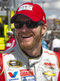 NASCAR Sprint Cup Dale Earnhardt Junior. Dale Earnhardt, Jr., before the start of the NASCAR Sprint Cup Race in Phoenix, Arizona, USA Stock Photos