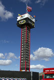 NASCAR Sprint Cup Leader Board Royalty Free Stock Images