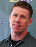 NASCAR Sprint Cup race driver Carl Edwards Stock Images