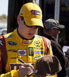NASCAR Sprint Cup race driver Kyle Busch Stock Photos