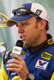 NASCAR Sprint Cup race driver Matt Kenseth Royalty Free Stock Photos