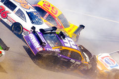 NASCAR Sprint Cup Series Aarons 499 Apr 26 royalty free stock photo
